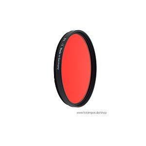 HELIOPAN Filter rot-hell (25) - Durchmesser: 82mm (Rodenstock Verpackung)
