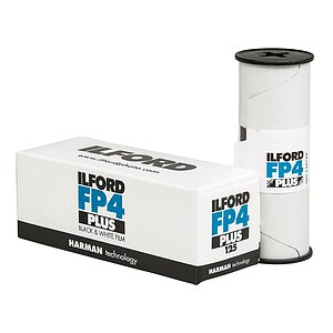 ILFORD FP4+ 120 Medium Format Film