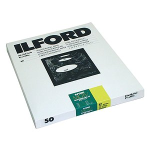 ILFORD Multigrade FB Classic 5K - Totmatt (Baryt) - 30x40 / 10 Blatt - Gradation: variabel