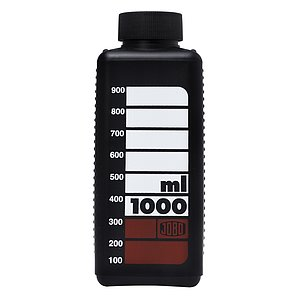 JOBO Wide-Neck Bottle 1000ml Black