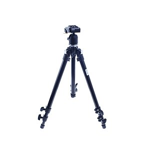 ADOLIGHT Camera Tripod 130 cm With Small Ball Head And Quick Release Plate