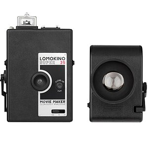 LOMO Lomography: LomoKino & LomoKinoscope Package