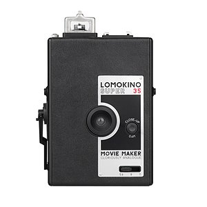 LOMO Lomography: LomoKino Camera-Black
