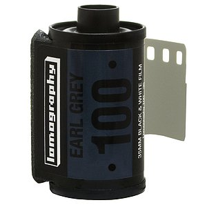 LOMO Lomography: Earl Grey B&W 100 35mm (3er Pack)