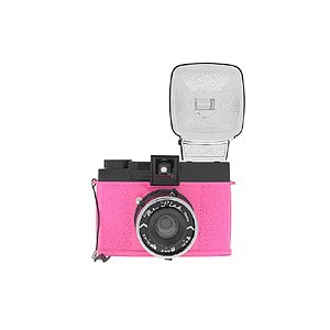 LOMO Lomography: Diana F Camera Mr. Pink