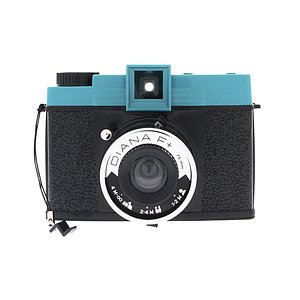 LOMO Lomography: Diana F+ package (ohne Blitz)