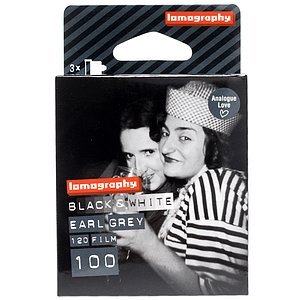 LOMO Lomography: Earl Grey 100 120 (3er Pack)