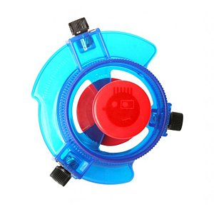 LOMO Lomography: Fisheye Circle Cutter