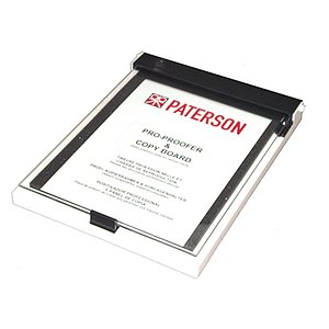 PATERSON Contact Printin Frame 24x30cm for 35mm Film Strips