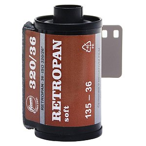FOMA RETROPAN 320 soft 135-36