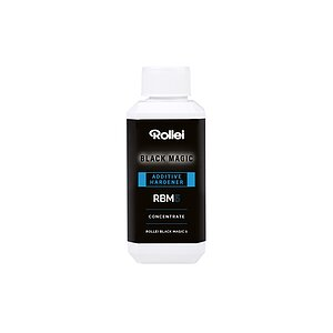 ROLLEI RBM Black Magic 5 Additiv-Härtezusatz 250 ml Konzentrat