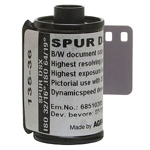 SPUR DSX 135/36 ISO 50/18