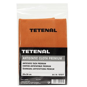 TETENAL Antistatic Tuch 29x30 cm orange
