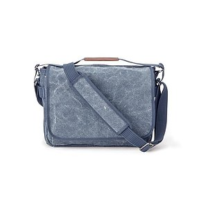 THINKTANK Retrospective 13L Slate Blue Cotton Laptoptasche 13