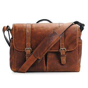 ONA Brixton Leather Kameratasche (antique cognac)