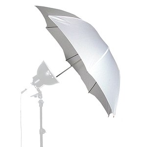ADOLIGHT White Umbrella 80 cm