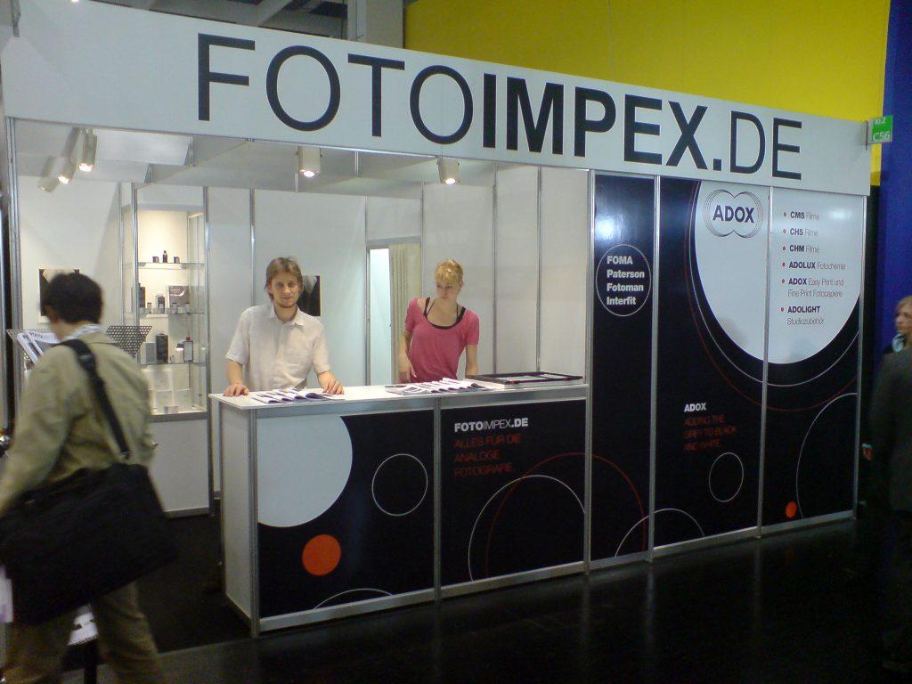 FOTOIMPEX AUF DER PHOTOKINA 2006